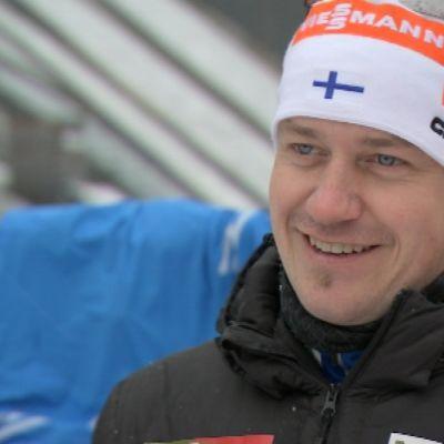 chefstränaren Marko Laaksonen