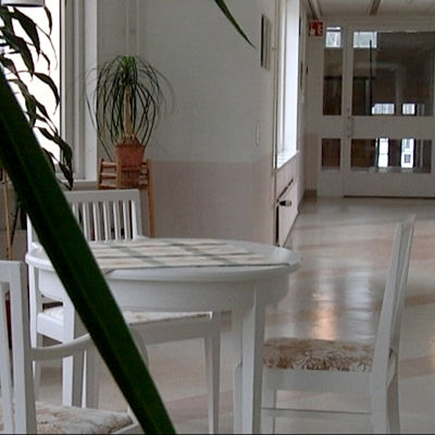 Korridor i Ekåsen