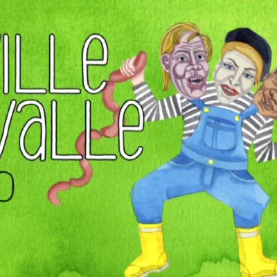 UMOn Ville ja Valle -konsertin tunnus