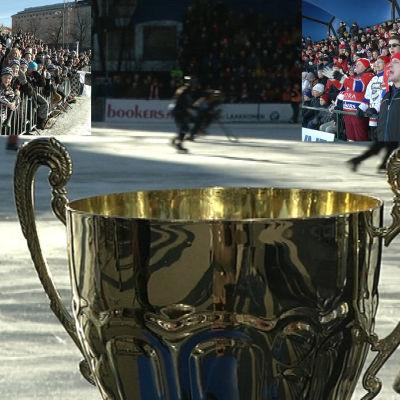 Bandyfinal IFK-Kampparit 14.3.2015