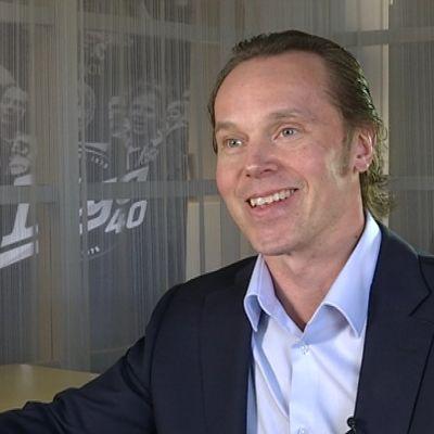 Kimmo Rannisto, VD, Hockeyligan