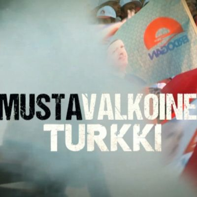 Ulkolinja: Mustavalkoinen Turkki -ohjelman tunnus