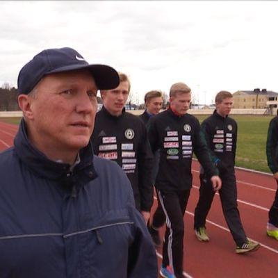 Lars Fagerholm, Akilles