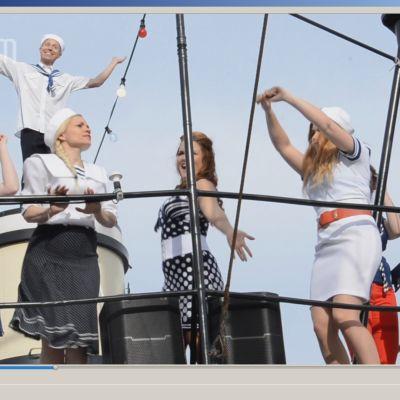 x3m på segelbåt
