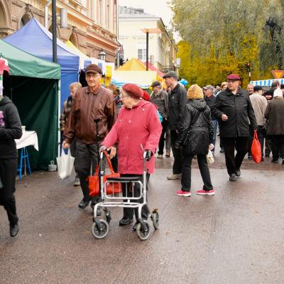 Strömmingsmarknad 2015 i Åbo