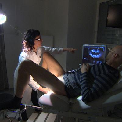 Heikki gynekologilla