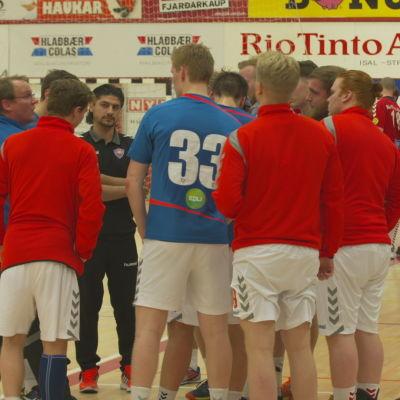Isländska handbollsligan 2015, Valur