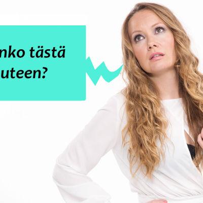 Kuolema kuittaa univelat. Marja Hintikka Live.