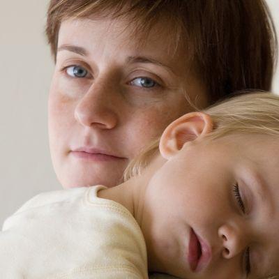 Näin saat vauvan nukkumaan