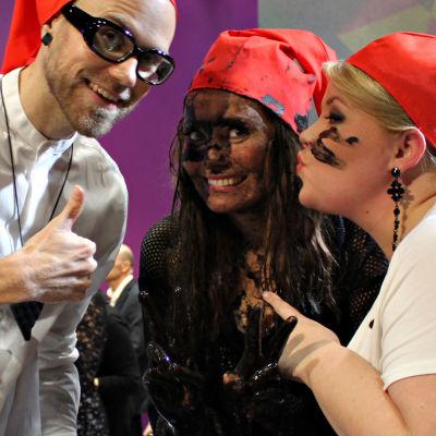 Marja Hintikka Live palaa ruutuihin 18.1.2016