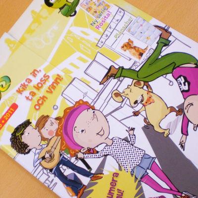 Eos-tidningen för barn.