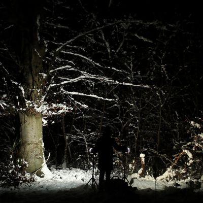 """Mikko Kuorinkis """"Turn the Light"""" (2011)."""