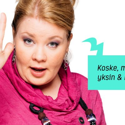 Jenny Lehtinen: Koske, mutta yksin & harvoin