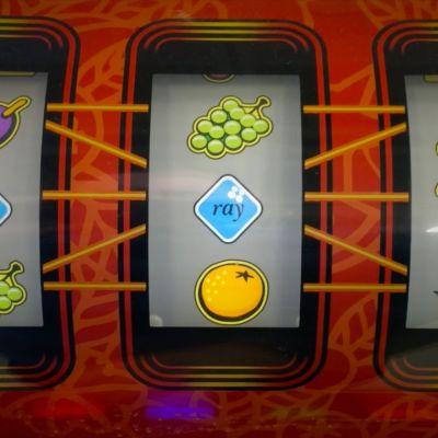 RAY:s spelautomat