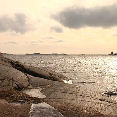 Täktbukten i Hangö.