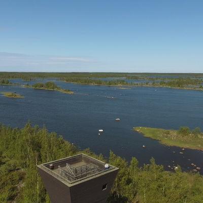 Saltkaret vid Svedjehamn