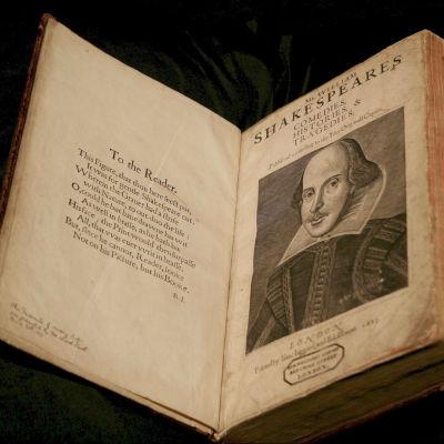 Shakespeare, ensimmäinen painos