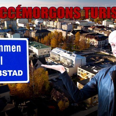 Succémorgons kommunreklam om Jakobstad.