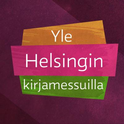 Ohjelman Helsingin kirjamessut 2016 logokuva