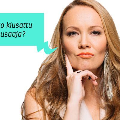 Marja Hintikka: Oletko kiusattu vai kiusaaja?