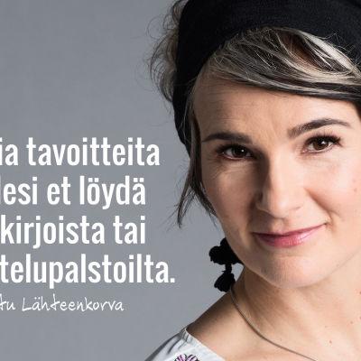Satu Lähteenkorva, Vaakakapinan psykologi.