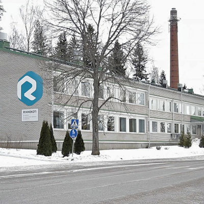 Rinnekoti Säätiön rakennus Espoossa.