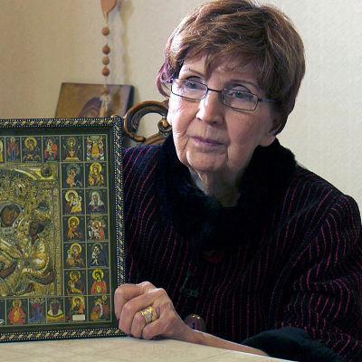 Tihvinän Jumalanäidin ikoni on yksi ortodoksisen maailman ja koko kristikunnan kantakuvista.