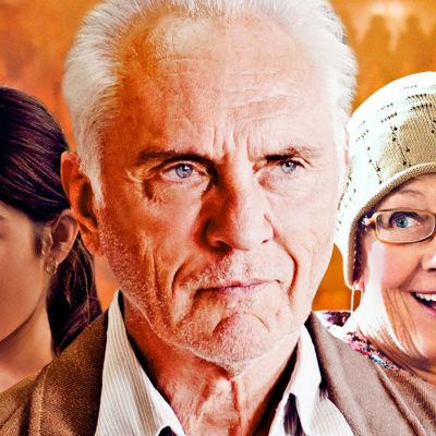 Valloittava hyvän tuulen komedia äreästä vanhuksesta, joka vaimonsa toiveesta liittyy paikalliseen ikäihmisten laulukuoroon.