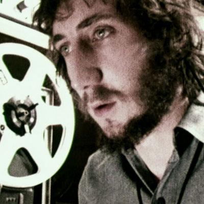 Pete Townshend levytysstudiossa