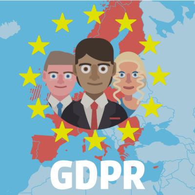 GDPR - EU:s dataskyddsförordning