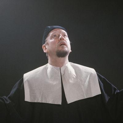 Rabbe Smedlund i Radioteaterns Stjärnornas kungabarn,