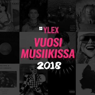 Vuosi musiikissa 2018