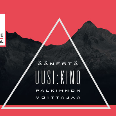 Tampereen elokuvajuhlien 2019 tunnusgrafiikkaa