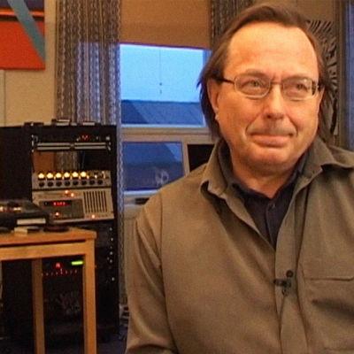 Pekka Airaksinen haastattelussa 2007.