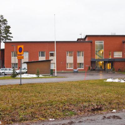 Willa Katinalan hoitokoti, jossa tapahtui kuolemantapaus joulukuussa 2019.