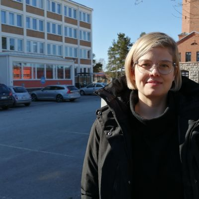 Salla-Maija Hakola.