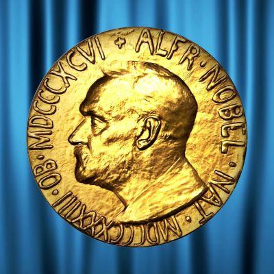 Nobels fredsprismedalj