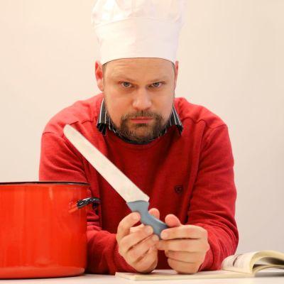 Olli Haapakangas kokkina
