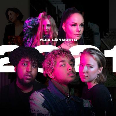 YleX Läpimurto 2021 -top 5