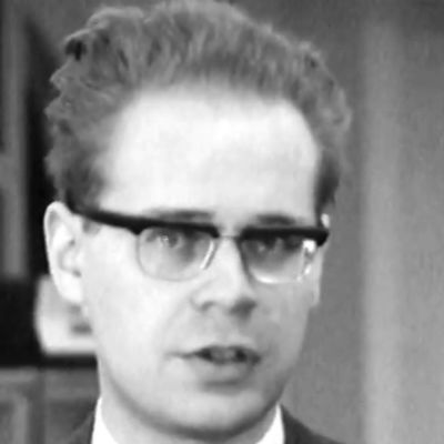 Ralf Saxén om partnerval med datamaskin, 1968