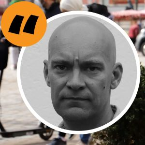 Johnny Sjöblom.