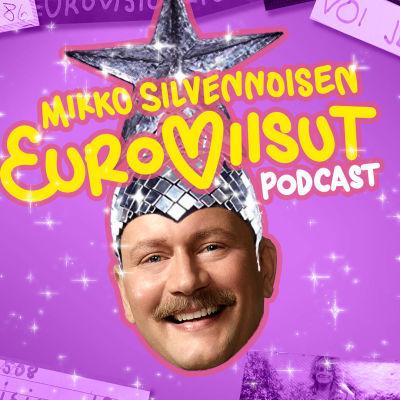 Euroviisuselostaja Mikko Silvennoinen kertoo podcastissa pitkästä suhteestaan Euroviisuihin.