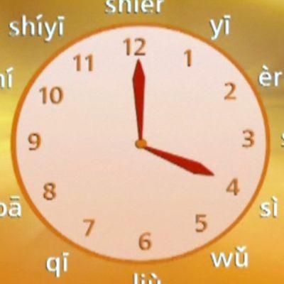 kiinalainen kello