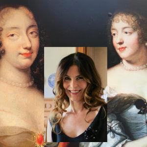 FT Riikka-Maria Pöllä tutkii kahta 1600-luvun suurta ranskatarta. Kurtisaani Ninon de Lenclos ja kirjailija Mme de Sévigné sanelivat Pariisin hienostokaupunginosa Le Mairais'n muotia.
