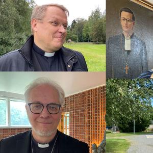 Lapuan hiippakunnan piispaksi on ehdolla neljä ehdokasta.