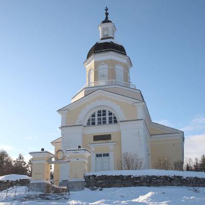 Keminmaan uusi kirkko