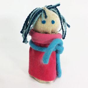 Askarrellaan: Inkerin nukke
