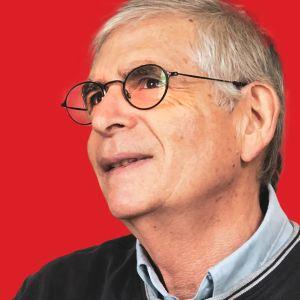 Scriptwriter John Bernstein