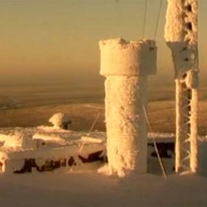 Talvimaisemaa