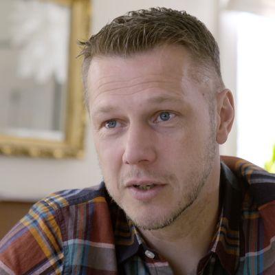 Fotbollsklubben SJK:s sports manager Christoffer Kloo